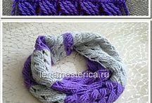 Crochet снуд