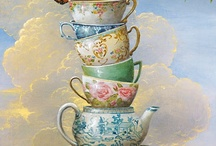 My Tea Party / by Rosanne Robertson