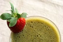 IC  D R I N K / JUICING allows your body to absorb the nutrients quickly and gives your digestive system a rest from working on fiber.  Fruit SMOOTHIES can be an easy way to nourish your body with essential nutrients and increase fiber. TONICS are known as a medicinal substance taken to give a feeling of vigor or well being.