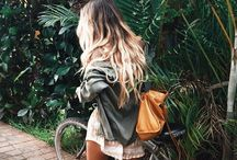Hairstyles / The cute perfect hair day ideas