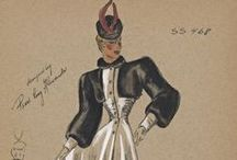 Fashion, Textile & Costume Research Resources
