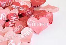 CELEBRATE | VALENTINE'S DAY / Oh sweet valentine...