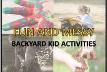 Kid Activities / Your kids will never be board again! The most clever kids crafts, games and activities on the web.