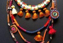 collane, anelli e ... / by ambra gialla