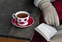 Books & rain
