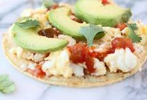 Breakfast of Champions! / Here are some healthy and yummy breakfast recipes.