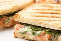 Lunch Break / These are some healthy and tasty lunch recipes for you to try!