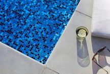 Fully Tiled Pools / Beautifully, fully tiled pool interiors