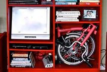 Easy + Cool = Folding Bikes! / Are they folding bikes, or wonderful bicycles that just happen to fold?