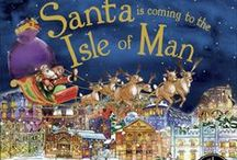 Idea #10: 'Santa is coming to...' book / Have you been good? Are you ready to go to sleep? Then Santa is coming to your town! It's Christmas Eve. Santa's packed up all the presents and set the Santa-nav to the Isle of Man. So what could possibly go wrong? Discover how Santa dashes all over the Isle of Man while you are safely tucked up in bed and fast asleep! These books are brilliant, they are unique to each town in both text + imagery. Read my review here http://thatideasgirl.com/gifts/idea-10-santa-is-coming-to-the-isle-of-man-book/