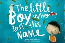 Idea #11: 'Lost my name' books / A glorious, magical adventure like no other, following a courageous child as they track down the missing letters of their name. Along the way the child meets lots of weird and wonderful characters, who each give the first letter of their name. The beauty of the book is that each child's name creates its own special, personalised tale. Read my review here http://thatideasgirl.com/gifts/idea-11-the-little-boy-who-lost-his-name-book/