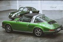 Porsches / Porsches