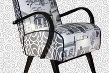 by Monka - Armchairs / Gallery of renovated armchairs from my workshop.  Galéria renovovaných kresiel z mojej dieľničky.