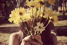 Flowerchild / Freespirit . FREE . Flowers . Joy .