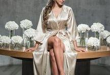 Hochzeitswäsche / Atemberaubende Hochzeits-Lingerie in Weiß, Champagner und zarten Blautönen. Luxuriös, romantisch, verspielt, puristisch oder vintage-inspiriert.