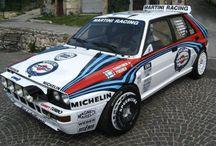 legendary rally cars