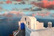 Greece / I want to go to Greece