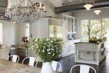 Beautiful kitchens / kitchen inspo
