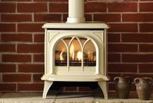 Gas Stoves - Stove World Glasgow / Gas stove fires available at Stove World Glasgow, Scotland.  http://www.stove-world.com/