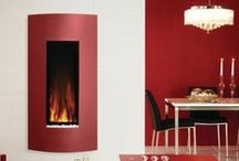 Electric Fires - Fireplace World Glasgow / Electric fires available at Fireplace World Scotlandin Glasgow, Scotland.  http://www.fireplace-world.com/