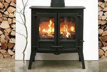 Wood Burning Stoves - Stove World Glasgow / Wood burning stove fires available at Stove World Glasgow, Scotland.  http://www.stove-world.com/