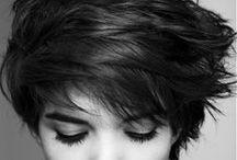 Hair styles / by Kira Hansen