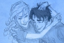 Books (Percy Jackson) / by Sophie Bowe