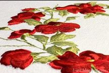 Fabric Wallhangings / Fabric Wallhangings / Embroidered Wallhangings