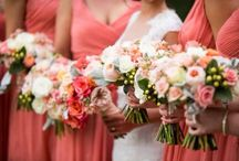 just peachy bouquets