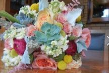rustic romantic bouquets