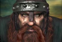♛ Dwarf (Male)