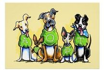 Loving the Orphans / A place for active animal rescue/shelter volunteers or supporters to show love for homeless/adoptable pets. If you would like to join the board, please leave a comment and let me know. / by Off-Leash Art™