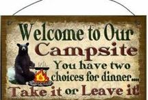 CAMPING / Camping and information about camping / by jonnie kersey
