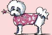 Dogs : Maltese / For the <3 of Maltese / by Off-Leash Art™