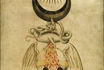 Alchemical Drawings/Symbols