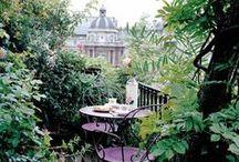 Balcony / Un p'tit coin de paradis