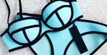 • Bikinis •