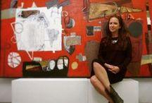 Cornwall Contemporary - exhibition installations