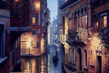 Italy again and places I want to visit! / Wishing and hoping for more travels.
