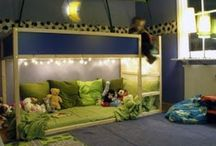 Boys bedroom ideas / Inspiration for my sons room :D