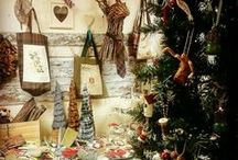 Christmas Pop -Up Emporium / Classic, Vintage , Christmas grotto of deliciousness & excitement