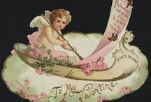 To My Valentine / Demonstrations of love, romance, l'amour, affection and general fondness from Cupid and other purveyors of passion through the years. / by Library of Congress