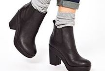 Chelsea's boots outfit