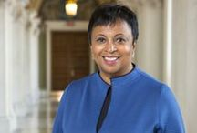 Carla Hayden's Favorite Things / As Carla Hayden begins her duties as the 14th Librarian of Congress, she's shared with us a few of her favorite things in an effort to help us get to know her. You can get to know her, too.