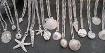 Fay Page / Fay Page jewellery. Gold and silver jewellery, handmade on the tiny island of St. Martins on the Isles of Scilly. Charms, rings, necklaces, earrings available, prices from £30.
