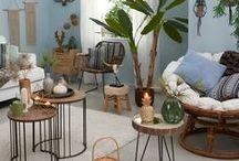 Botanical Winter / Pour les amoureux de la nature. Créez la paix dans votre maison avec des coloris et des matériaux naturels. Le bois, le rotin et la (fausse!) fourrure sont à nouveau en vogue et offrent une atmosphère chaleureuse dans votre intérieur. On voit aussi revenir les grandes plantes d'intérieur, alors pensez à en acheter une ou plusieurs pour une touche plus exotique ! Rendez-vous sur notre site internet pour plus d'inspirations : www.casashops.com