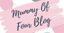 Mummy Of Four Blog / Blog posts to help busy Mums get organised and make life easier with parenting hacks, tips and tricks to get through the days.
