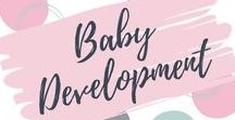 Baby Development / Tips and guidance about helping your baby stimulating your baby and helping with their development.
