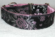 Dog collars / www.tailsmeaboutit.com