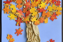 Fall Time Activities / Crafts and Ideas to celebrate the season